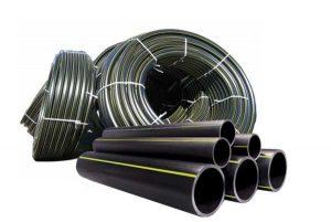 Трубы полиэтиленовые газовые