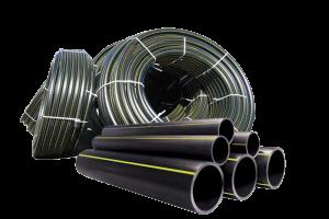 Трубы полиэтиленовые для газа