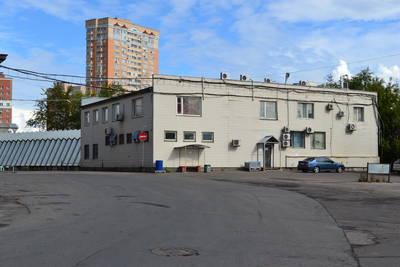Здание СТК Мегаполис